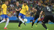 Foot - BRE - Brésil: Le sélectionneur olympique rêve de Neymar