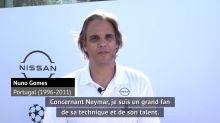 """Exclusif - Nuno Gomes : """"Je suis un grand fan de Neymar"""""""