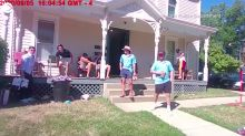College students caught hosting party despite positive COVID tests
