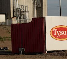 China pauses imports from Tyson plant over COVID-19 fears