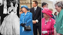 From Churchill to May: The 13 prime ministers who've served during the Queen's reign