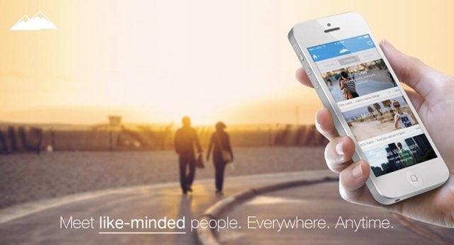 This app helps you find strangers to hike with, which might be a bad idea