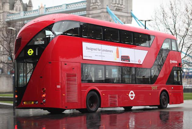 London kicks off free bus WiFi trial on two routes