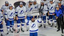Hockey - NHL - Le Tampa Bay Lightning sacré champion NHL après sa victoire contre les Dallas Stars