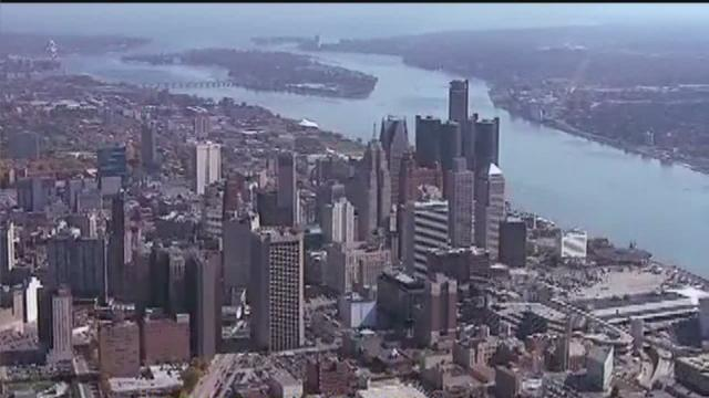 Leaders talk about Detroit turnaround