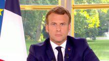 """Francia, Macron: """"Virus letale, coprifuoco per 4 settimane"""""""