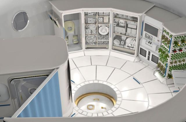 NASA enlists academia to develop autonomous space habitats