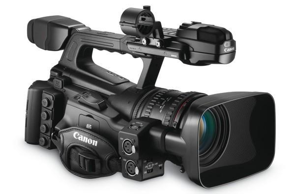 Canon debuts XF305, XF300 pro camcorders with direct-to-CF recording