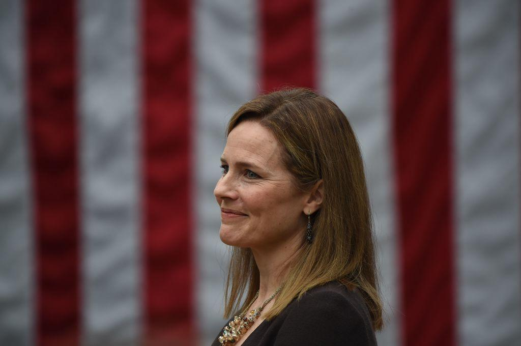 Donald Trump Nominates Amy Coney Barrett to the Supreme Court