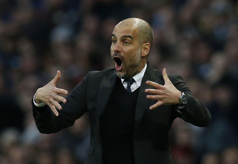 Pep Guardiola 'Planning' Summer Transfer Raid of Tottenham Hotspur