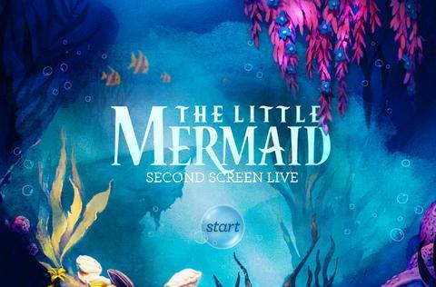 Disney's Second Screen Live asks moviegoers to bring their iPad this time (video)