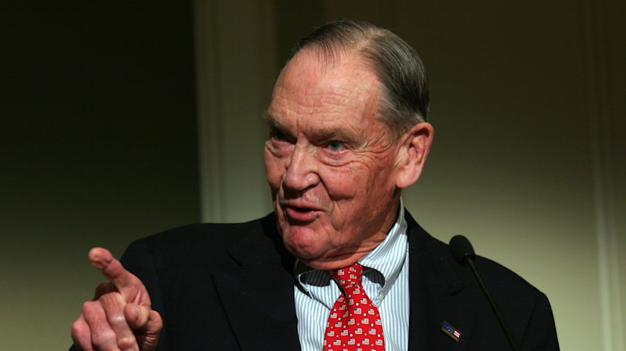 Jack Bogle, father of the index fund, has died