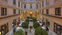 Luxury chain Mandarin Oriental opens hotel in Milan