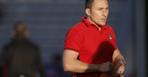 Rugby - Top 14 - LOU - Pierre Mignoni : «Le groupe ne lâche rien»