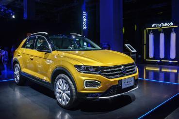 全新Volkswagen T-Roc搖滾登場、三車型售價104.8萬元起上市!