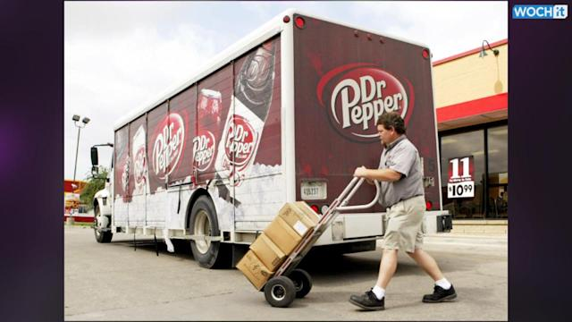 Decline In Soda Demand In The U.S. And Mexico To Weigh On Dr. Pepper's First Quarter Results