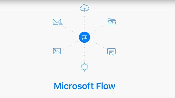 Microsoft's 'internet mash-up' service Flow gets a mobile app