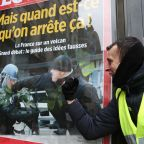 The success of yellow vest protesters in France hinges on their whiteness – and this is why