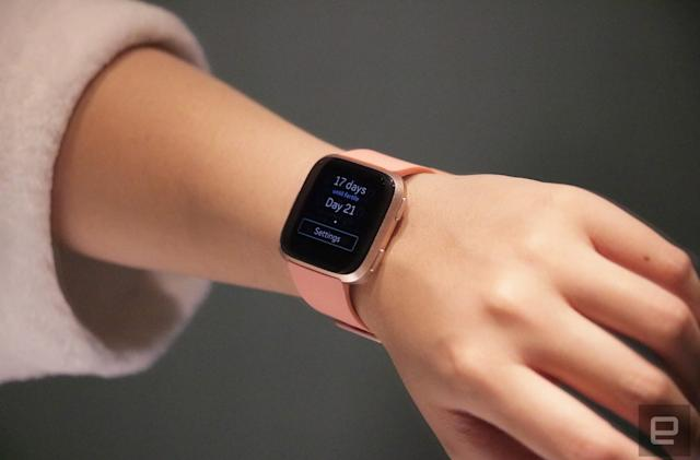 Fitbit's period-tracking features are seriously lacking