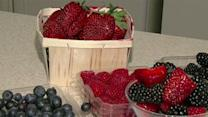 Report: Blueberries, red grapes boost immune system