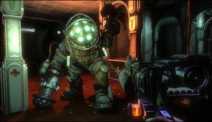 Three Speech retracts PS3 BioShock, but not other release dates