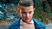'Stranger Things' Star Millie Bobby Brown Asked About Eleven's Hairdo in Season 2 on 'Ellen'