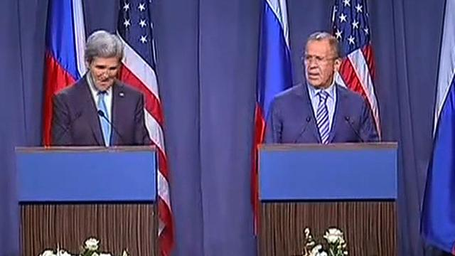 Syria: Kerry tells Russians