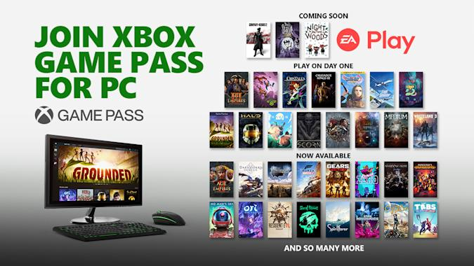 Game Pass for PC