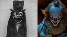 IT's Pennywise and The Babadook are secret lovers now