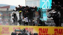 Turkish Grand Prix LIVE updates as Lewis Hamilton wins seventh world championship