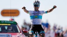 Alexey Lutsenko wins Tour de France stage 6; American gets 4th