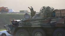 Armenia y Azerbaiyán chocan por segundo día, temen que arrastren a Rusia y Turquía