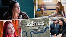 Next week on 'EastEnders': Keegan cheats with Dotty, Nancy and Frankie are arrested, plus Bernie collapses (spoilers)