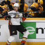 Ducks' Lindholm, Vatanen each require major shoulder surgeries