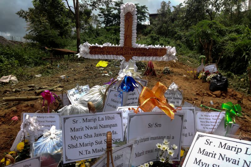 'Sacrificed on the altar': Myanmar jade mine disaster fed by COVID-era desperation