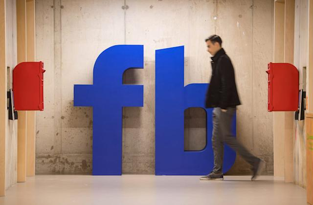 Facebook removes fake accounts stoking political tension in UK