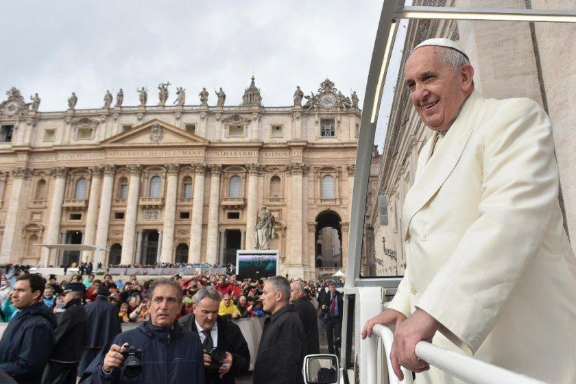 How Pope Francis' support for civil unions gives cover to mariage equality opponents