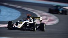 Renault F1 junior Lundgaard on top as first 2019 FIA F3 test ends