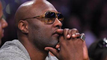 Lamar Odom returning to court in Dubai tourney