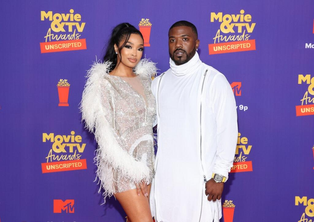 Ray J files for divorce from Princess Love for the third time