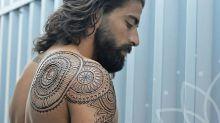 'Menna' trend proves men can rock henna too