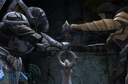 App review: Infinity Blade 2 (iOS)