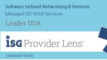 Sprint Named 2019 Market Leader for Managed WAN, SD-WAN Services by ISG