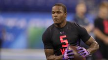 Reports: Antonio Callaway's agent claims diluted sample after WR failed NFL combine drug test