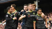 Pedro gets Chelsea firing as Conte's men beat Everton