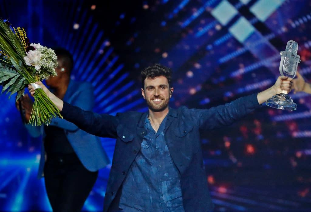 Netherlands mulls host city for Eurovision 2020