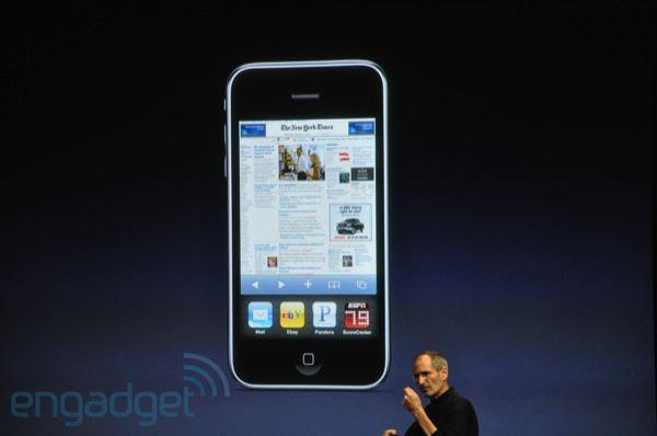 Multitasking comes to iPhone OS 4.0 -- but not to the iPhone 3G