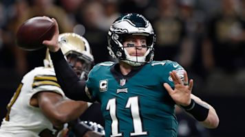 Eagles preview: What can Wentz do if healthy?