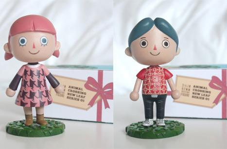 Cast your Animal Crossing character in resin, never feel lonely again