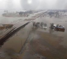 'It looked like an ocean': Severe Midwest flooding could last all spring